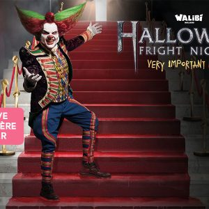 Voorpremière Halloween Fright Nights 9 okt.